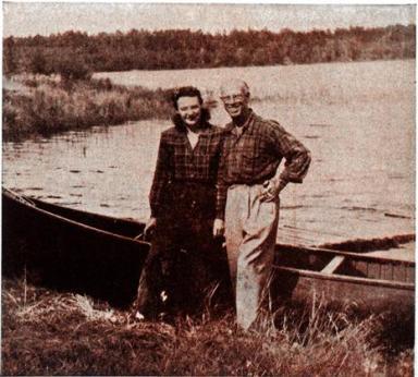 Nan and Richard Morenus_Northern Ontario