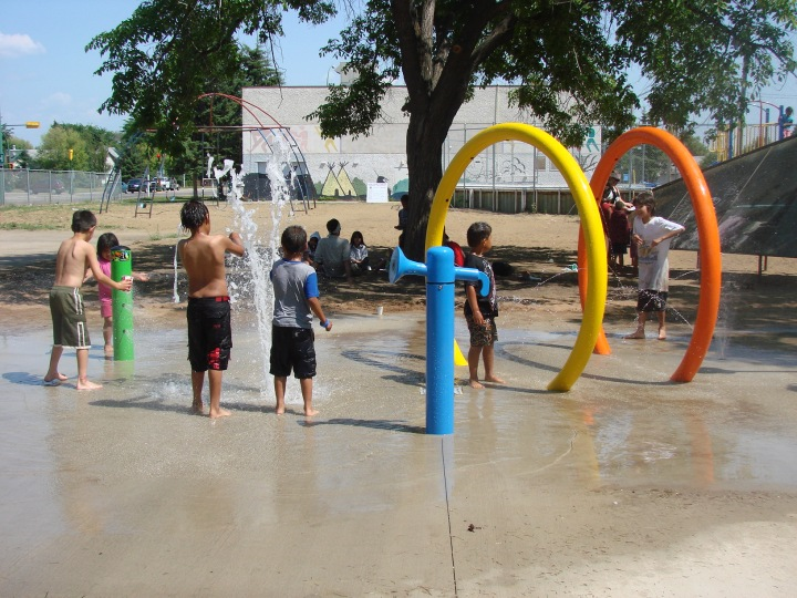 Parkland Spray Park