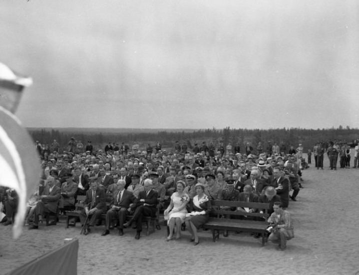 Radar Station opening_6June1959_PADH 1305.1