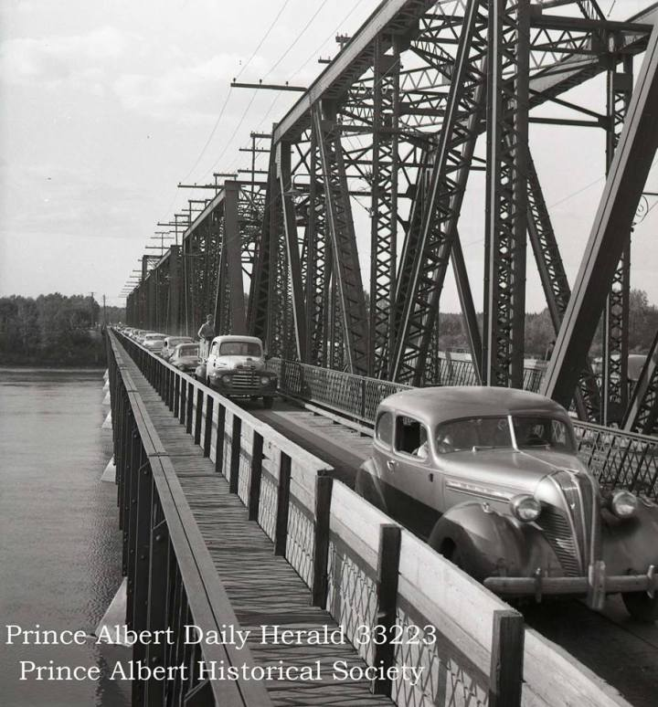 Railway Bridge, April 1952_PADH_PAHS