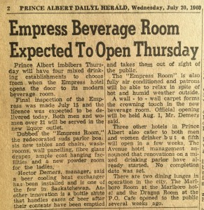 empress hotel_beverage room_july 20 1960