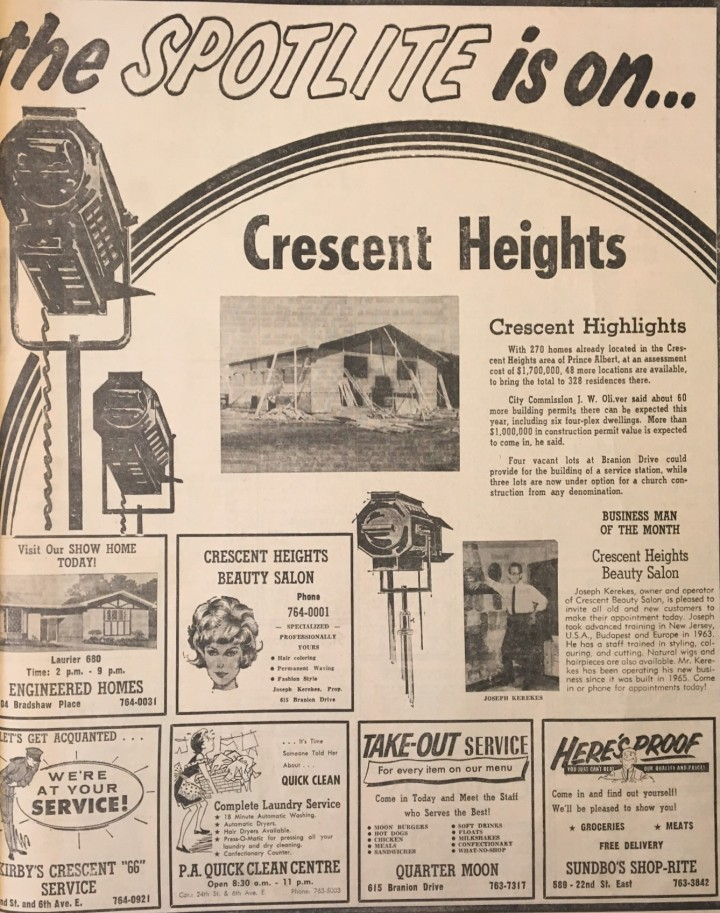 Crescent Heights April 29, 1967
