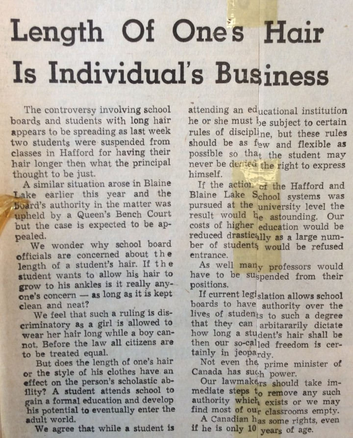 Fashion_Long hair_Editorial_Sept 13 1971